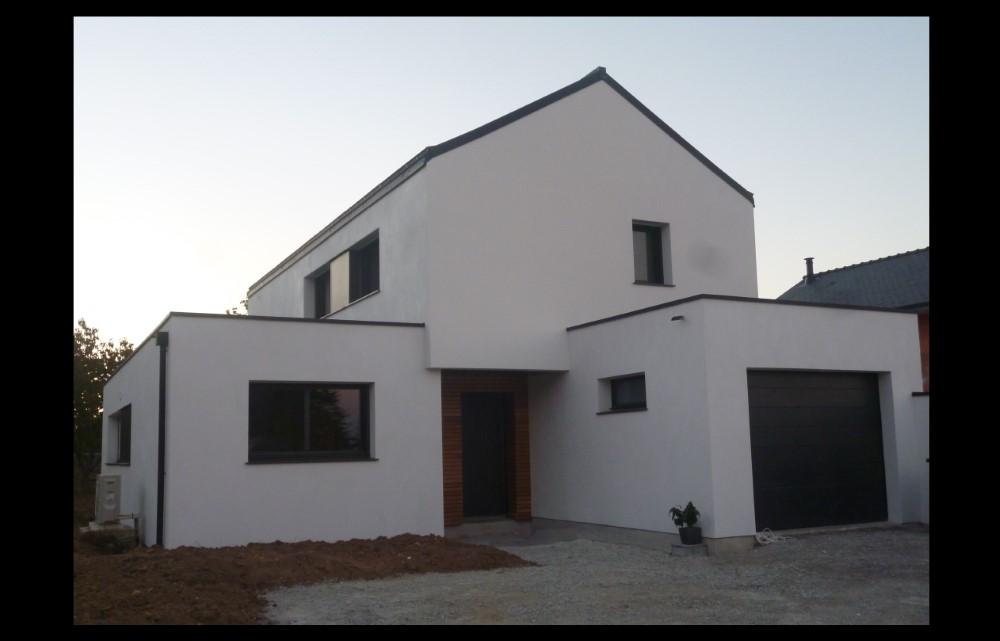SARL HANCQ LESOURD Architecte Vannes Maison (11) 232