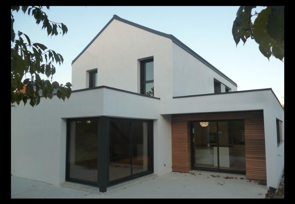 SARL HANCQ LESOURD Architecte Vannes Maison (13) 234