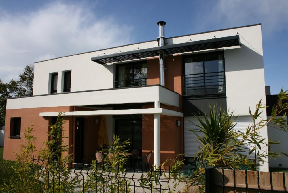 SARL HANCQ LESOURD Architecte Vannes Maison (14) 235