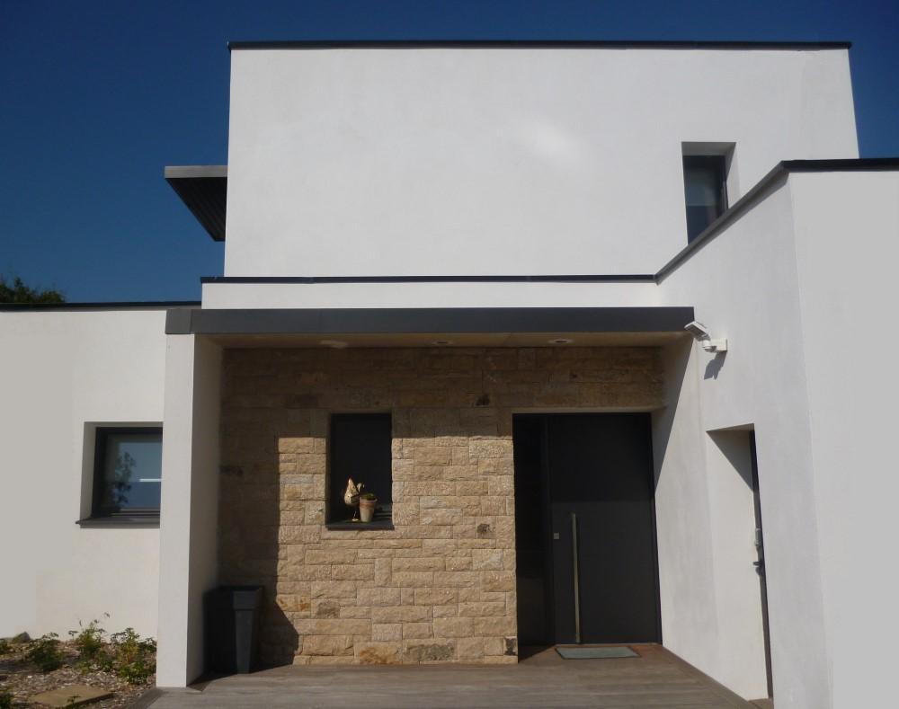 SARL HANCQ LESOURD Architecte Vannes Maison (15) 236