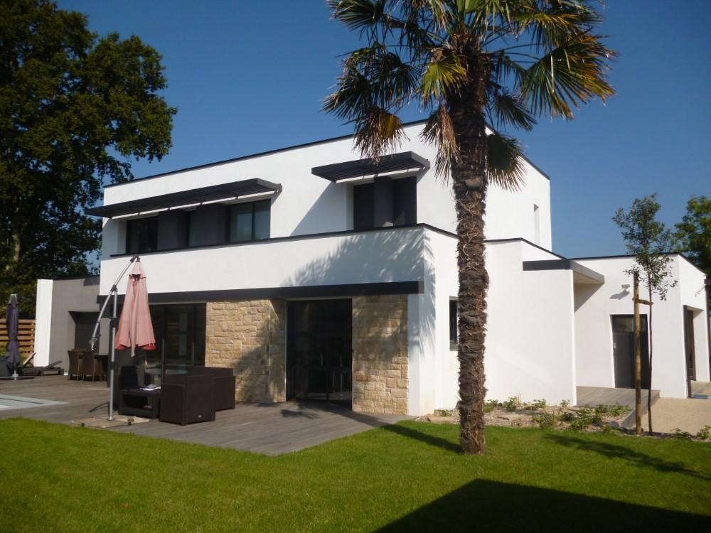 SARL HANCQ LESOURD Architecte Vannes Maison (19) 240