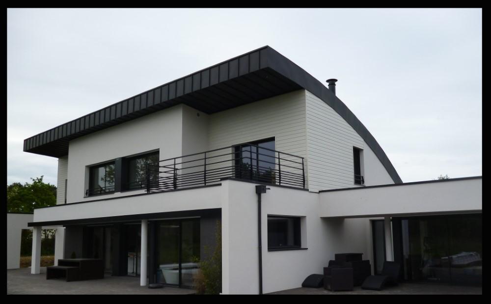 SARL HANCQ LESOURD Architecte Vannes Maison (20) 241