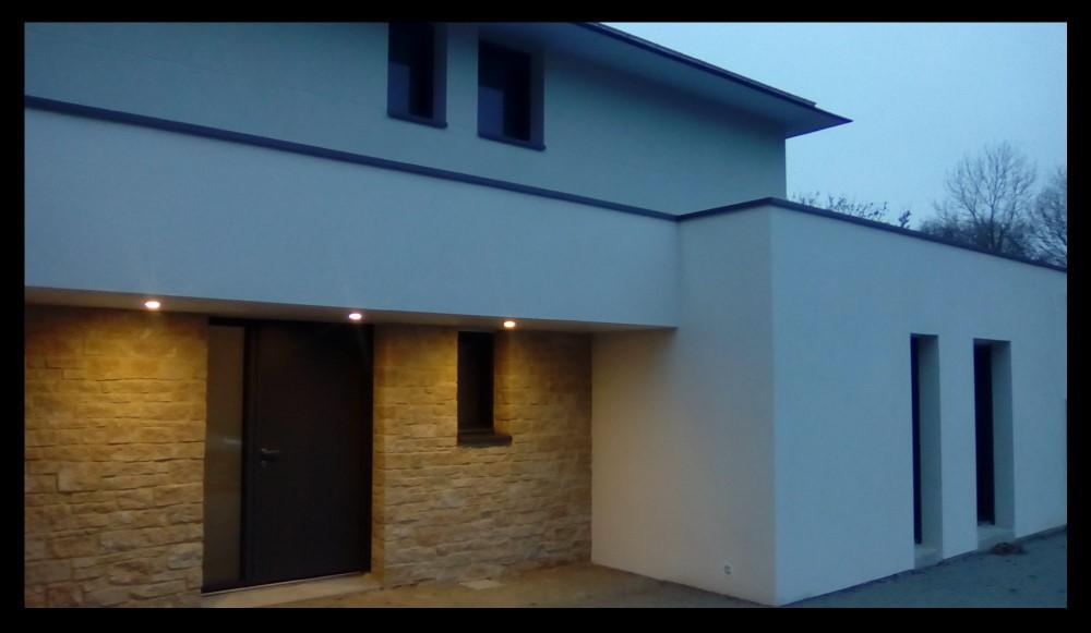 SARL HANCQ LESOURD Architecte Vannes Maison (22) 243