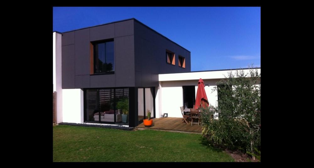 SARL HANCQ LESOURD Architecte Vannes Maison (29) 219