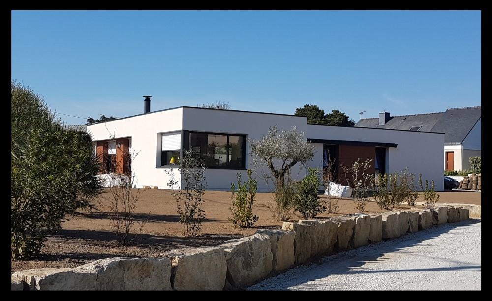 SARL HANCQ LESOURD Architecte Vannes Maison (30) 220