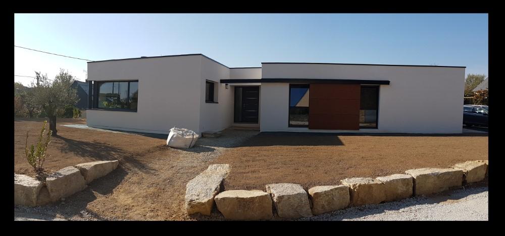 SARL HANCQ LESOURD Architecte Vannes Maison (31) 221