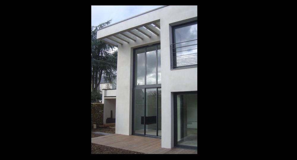 SARL HANCQ LESOURD Architecte Vannes Maison (8) 229